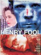 Henry Fool - French Movie Poster (xs thumbnail)