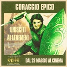Epic - Italian Movie Poster (xs thumbnail)