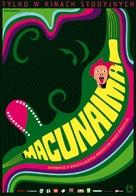 Macunaíma - Polish Movie Poster (xs thumbnail)
