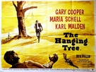 The Hanging Tree - British Movie Poster (xs thumbnail)