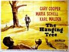 The Hanging Tree - British Movie Poster (xs thumbnail)
