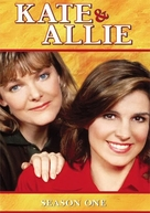 """Kate & Allie"" - DVD cover (xs thumbnail)"