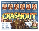 Crashout - Movie Poster (xs thumbnail)