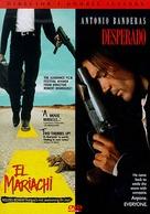 El mariachi - DVD cover (xs thumbnail)
