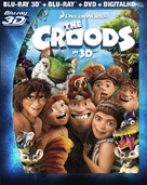 The Croods - Blu-Ray movie cover (xs thumbnail)