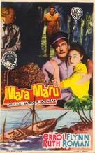 Mara Maru - Spanish Movie Poster (xs thumbnail)
