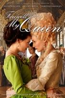 Les adieux à la reine - DVD cover (xs thumbnail)