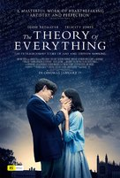 The Theory of Everything - Australian Movie Poster (xs thumbnail)