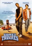 Gomez & Tavarès - French DVD cover (xs thumbnail)