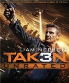 Taken 3 - Blu-Ray cover (xs thumbnail)