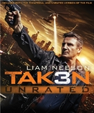Taken 3 - Blu-Ray movie cover (xs thumbnail)