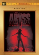 The Abyss - DVD cover (xs thumbnail)