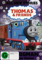 """Thomas the Tank Engine & Friends"" - New Zealand DVD cover (xs thumbnail)"