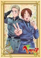 """Hetalia: Axis Powers"" - Japanese DVD movie cover (xs thumbnail)"