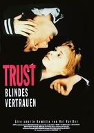 Trust - German Movie Poster (xs thumbnail)