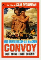 Convoy - Spanish Movie Poster (xs thumbnail)