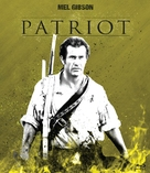 The Patriot - Czech Movie Cover (xs thumbnail)