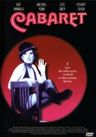 Cabaret - French DVD cover (xs thumbnail)