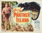 Bomba on Panther Island - Movie Poster (xs thumbnail)