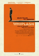 Whiplash - Czech Theatrical movie poster (xs thumbnail)