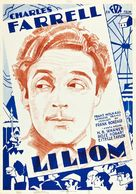 Liliom - Swedish Movie Poster (xs thumbnail)