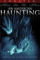 An American Haunting - DVD cover (xs thumbnail)