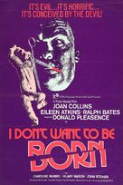 I Don't Want to Be Born - Movie Poster (xs thumbnail)