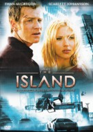 The Island - French Movie Cover (xs thumbnail)