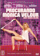 Meet Monica Velour - Brazilian DVD cover (xs thumbnail)