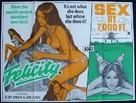 Felicity - British Combo poster (xs thumbnail)