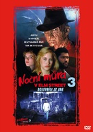 A Nightmare On Elm Street 3: Dream Warriors - Czech Movie Cover (xs thumbnail)