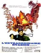 Hannibal Brooks - French Movie Poster (xs thumbnail)