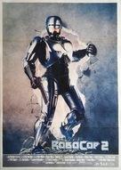 RoboCop 2 - Turkish Movie Poster (xs thumbnail)