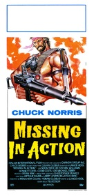 Missing in Action 2: The Beginning - Italian Movie Poster (xs thumbnail)