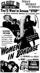 Women in Bondage - poster (xs thumbnail)