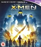 X-Men: Days of Future Past - British Movie Cover (xs thumbnail)