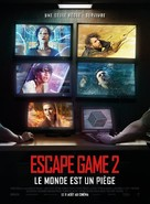 Escape Room: Tournament of Champions - French Movie Poster (xs thumbnail)