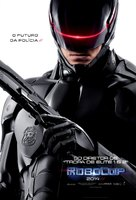 RoboCop - Brazilian Movie Poster (xs thumbnail)