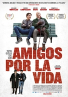 Tutto quello che vuoi - Argentinian Movie Poster (xs thumbnail)