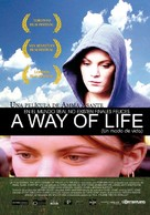 A Way of Life - Spanish Movie Poster (xs thumbnail)