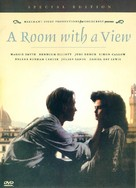 A Room with a View - DVD cover (xs thumbnail)