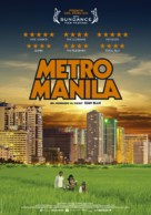 Metro Manila - Spanish Movie Poster (xs thumbnail)