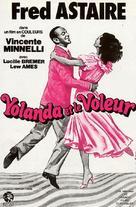 Yolanda and the Thief - French Movie Poster (xs thumbnail)