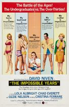 The Impossible Years - Movie Poster (xs thumbnail)