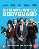 The Hitman's Wife's Bodyguard - British Movie Cover (xs thumbnail)