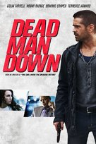 Dead Man Down - DVD cover (xs thumbnail)