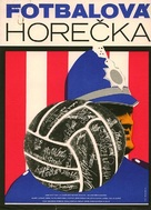 Cup Fever - Czech Movie Poster (xs thumbnail)