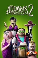 The Addams Family 2 - Movie Cover (xs thumbnail)