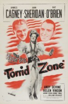 Torrid Zone - Re-release poster (xs thumbnail)