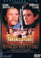 A Gunfight - German DVD cover (xs thumbnail)